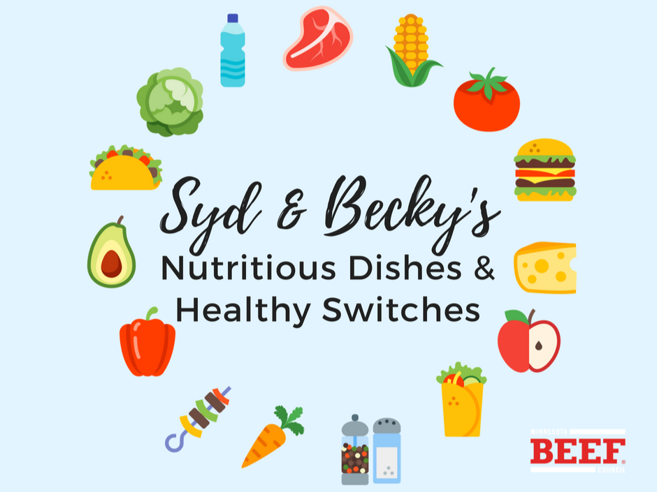 Syd & Becky's Nutritious Dishes and Healthy Switches